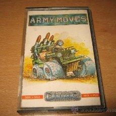 Videogiochi e Consoli: ARMY MOVES MSX DINAMIC SOFTWARE. Lote 32575957