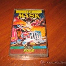 Videogiochi e Consoli: MASK TWO MSX GREMLIN. Lote 32595747