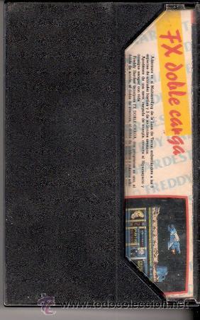 Videojuegos y Consolas: Freddy Hardest. MSX - MSX2. FX doble carga. Dinamic Software. 1987. - Foto 4 - 34494353