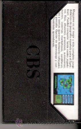 Videojuegos y Consolas: Mapgame. MSX. Erbe Software.1986. - Foto 4 - 34494096
