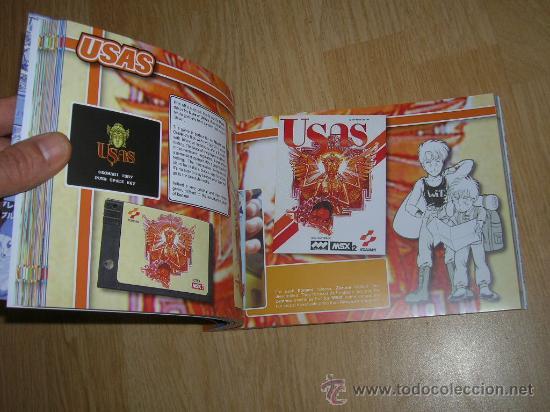 Videojuegos y Consolas: MSX MSX2 Libro a Todo Color 236 Pag. BOOK Historia de KONAMI Vampire Killer METAL GEAR etc... NUEVO - Foto 12 - 256100375