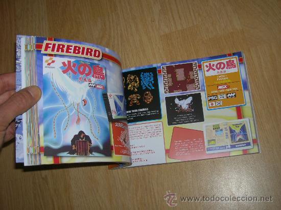 Videojuegos y Consolas: MSX MSX2 Libro a Todo Color 236 Pag. BOOK Historia de KONAMI Vampire Killer METAL GEAR etc... NUEVO - Foto 11 - 256100375