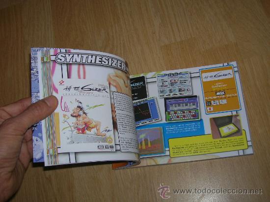Videojuegos y Consolas: MSX MSX2 Libro a Todo Color 236 Pag. BOOK Historia de KONAMI Vampire Killer METAL GEAR etc... NUEVO - Foto 10 - 256100375