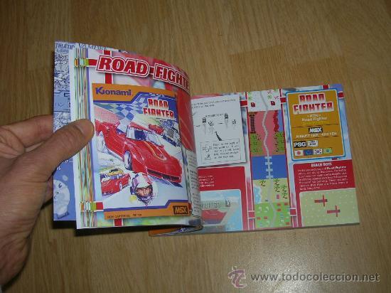 Videojuegos y Consolas: MSX MSX2 Libro a Todo Color 236 Pag. BOOK Historia de KONAMI Vampire Killer METAL GEAR etc... NUEVO - Foto 7 - 256100375
