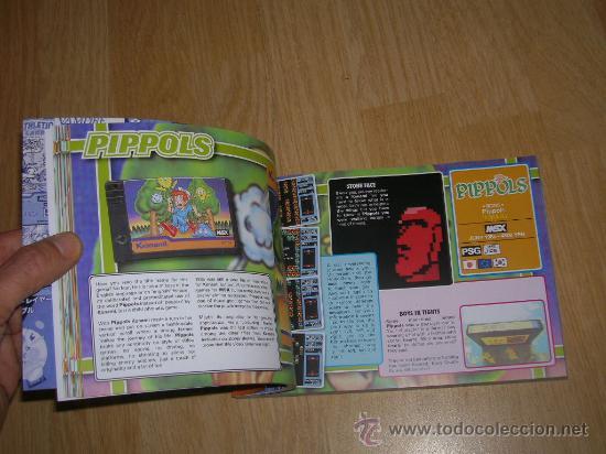 Videojuegos y Consolas: MSX MSX2 Libro a Todo Color 236 Pag. BOOK Historia de KONAMI Vampire Killer METAL GEAR etc... NUEVO - Foto 6 - 256100375