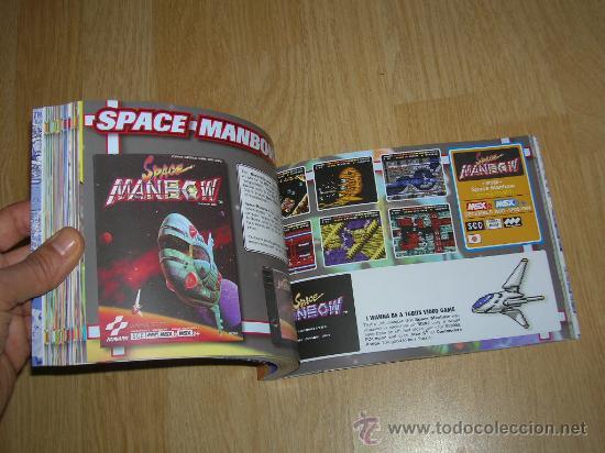 Videojuegos y Consolas: MSX MSX2 Libro a Todo Color 236 Pag. BOOK Historia de KONAMI Vampire Killer METAL GEAR etc... NUEVO - Foto 3 - 256100375