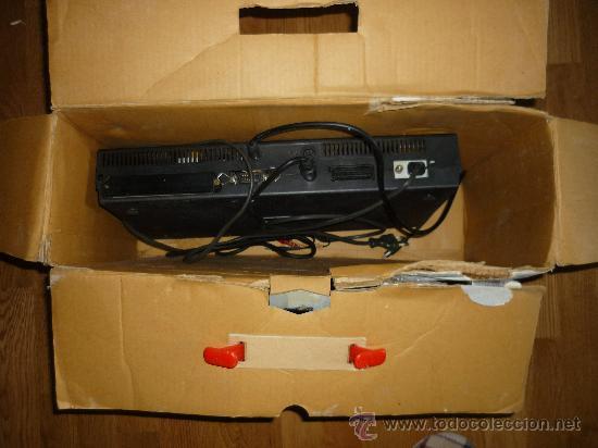 Videojuegos y Consolas: ORDENADOR SONY HIT BIT MSX HB 75P EN CAJA - Foto 5 - 72879637