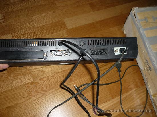 Videojuegos y Consolas: ORDENADOR SONY HIT BIT MSX HB 75P EN CAJA - Foto 10 - 72879637