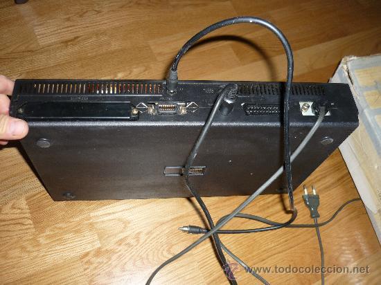 Videojuegos y Consolas: ORDENADOR SONY HIT BIT MSX HB 75P EN CAJA - Foto 11 - 72879637