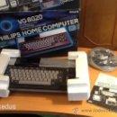 Videojuegos y Consolas: ORDENADOR CONSOLA MSX PHILIPS VG8020 VG 8020 COMPLETO CON CAJA E INSTRUCCIONES. Lote 37482163
