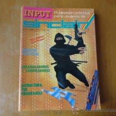 Videojuegos y Consolas: MSX , SPECTRUM 48 K , AMSTRAD, IMPUT SINCLAIR REVISTA AÑO 1 NUMERO 5. Lote 38202110