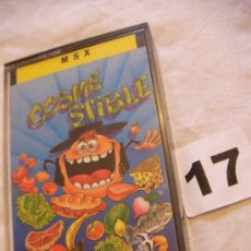 Videojuegos y Consolas: ANTIGUO JUEGO MSX COSME STIBLE - ENVIO GRATIS A ESPAÑA . Lote 39251200
