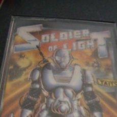 Videojuegos y Consolas: JUEGO SOLDIER OF LIGHT MSX. Lote 40410239