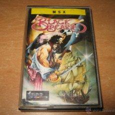 Videojuegos y Consolas: BLACK BEARD PARA MSX TOPO SOFT. Lote 44856481