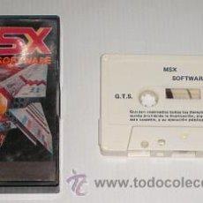 Videojuegos y Consolas: MSX SOFTWARE NUMERO 5 - GTS [MSX]. Lote 45105939