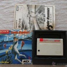 Videojuegos y Consolas: LODE RUNNER JAPONES MSX COMPLETO. Lote 45213063