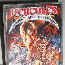 Videojuegos y Consolas: HERCULES - SLAYER OF THE DAMNED [GREMLIN GRAPHICS SOFTWARE] [1988] [MSX]. Lote 45356656