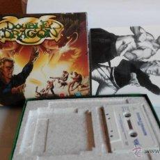 Videojuegos y Consolas: JUEGO PARA MSX DOUBLE DRAGON MSX. Lote 45709045