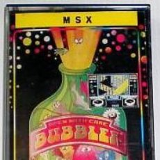 Videojuegos y Consolas: BUBBLER BY ULTIMATE [ULTIMATE PLAY DE GAME] 1987 - ERBE SOFTWARE [MSX]. Lote 43342190