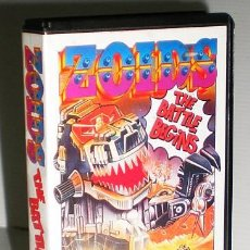 Videojuegos y Consolas: ZOIDS - THE BATTLE BEGINS [TOMY ELECTRONICS] 1985 MARTECH GAMES [MSX]. Lote 246719720