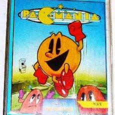 Videogiochi e Consoli: PACMANIA [GRANDSLAM] 1989 [ZAFIRO SOFTWARE] [MSX] PAC-MANIA NAMCO. Lote 43460733