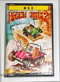 ROCK´N ROLLER [TOPO SOFTWARE] [1988] ERBE SOFTWARE [MSX] ROCK AND ROLLER (Juguetes - Videojuegos y Consolas - Msx)