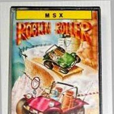 Videojuegos y Consolas: ROCK´N ROLLER [TOPO SOFTWARE] [1988] ERBE SOFTWARE [MSX] ROCK AND ROLLER. Lote 43343254