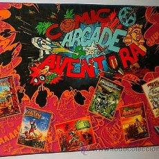 Videojuegos y Consolas: COMIC, ARCADE & AVENTURA [DRO SOFT] 1991 [MSX MSX2] JABATO,COZUMEL,F.HARDEST,MORTADELO 2,C.TRUENO. Lote 50357002