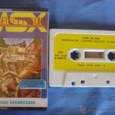 Videojuegos y Consolas: JUEGO MSX CASETE LOAD-N-RUN. Lote 50977955