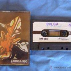 Videojuegos y Consolas: JUEGO MSX CASETE PULGA. Lote 50978736
