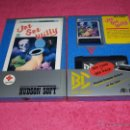 Videojuegos y Consolas: HUDSON SOFT NEW SEALED MSX CARTRIDGE BEE PACK + JET SET WILLLY CARD VERSION RARE. Lote 51782829