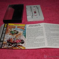 Videojuegos y Consolas: GAME FOR MSX BY TOPO SOFT ROCK´N ROLLER SPANISH VERSION 1988. Lote 51782895