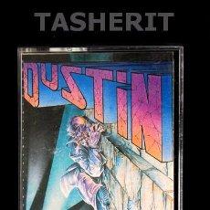 Videojuegos y Consolas: DUSTIN - MSX MSX2 CINTA CASETE VERSION ESPAÑOLA DINAMIC JUEGO CASETTE. Lote 52089147