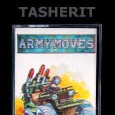 Videojuegos y Consolas: ARMY MOVES - MSX MSX2 CINTA CASETE VERSION ESPAÑOLA DINAMIC CASETTE RETRO. Lote 52121867