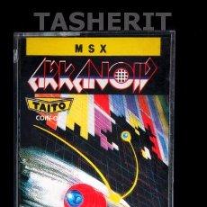 Videojuegos y Consolas: ARKANOID - MSX MSX2 CINTA CASETE VERSION ESPAÑOLA ERBE CASETTE RETRO IMAGINE. Lote 52122449
