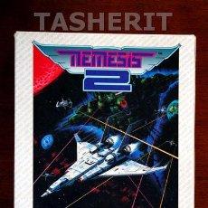 Videojuegos y Consolas: NEMESIS 2 - MSX MSX2 - GRADIUS - CARTUCHO EN SU CAJA EN PERFECTO ESTADO MIRA LAS FOTOS. Lote 52137579
