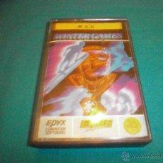 Videojuegos y Consolas: JUEGO MSX WINTER GAMES. Lote 52346460