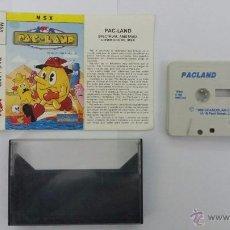 Videojuegos y Consolas: PAC-LAND -GRANDSLAM-.MSX. Lote 245591920