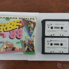 Videojuegos y Consolas: ERBE 88 -MSX-.. Lote 52739729