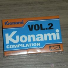 Videojuegos y Consolas: CARTUCHO MSX MSX2 14 JUEGOS KONAMI COMPILATION VOL.2 MAGICAL TREE , PIPPOLS , PENGUIN ADVENTURE ETC.. Lote 252234700