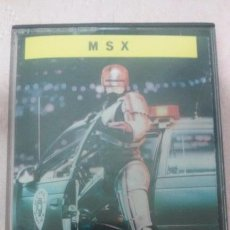 Jeux Vidéo et Consoles: ROBOCOP JUEGO MSX ERBE/OCEAN. Lote 52844730