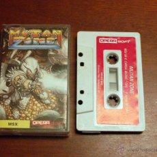 Videojuegos y Consolas: MUTAN ZONE -- MSX. Lote 53477823