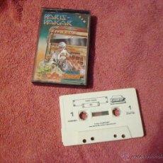 Videojuegos y Consolas: MSX PARIS DAKAR 1988. Lote 53871356