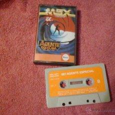 Videojuegos y Consolas: MSX 007 AGENTE ESPECIAL 1985. Lote 53892887