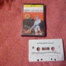 Videojuegos y Consolas: MSX NUCLEAR BOWLS 1987. Lote 53892926
