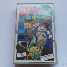 Videojuegos y Consolas: MSX JUEGO ORIGINAL BMX. Lote 55571799