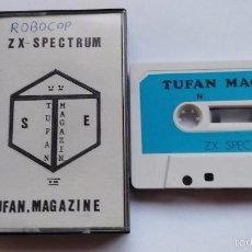 Videojuegos y Consolas: MSX JUEGO ORIGINAL TUFAN. Lote 55572376