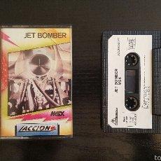Videojuegos y Consolas: JUEGO MSX - JET BOMBER. Lote 56311288