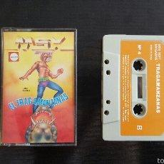 Videojuegos y Consolas: JUEGO MSX - SOFT MAGAZINE NUMERO 4 - EL TRAGAMANZANAS. Lote 56311880
