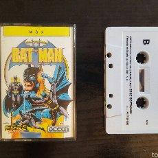 Videojuegos y Consolas: JUEGO MSX - BATMAN. Lote 56311975